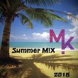 Summer Mix 2016 (Mixed by MARV!N K!M)