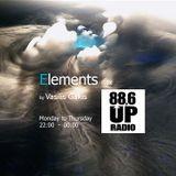 ELEMENTS Part II 11-02-2015 @88.6 UP Radio