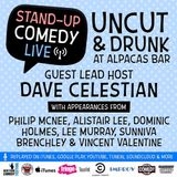Stand-up Comedy Live! Uncut & Drunk at Alpacas Bar 06/16/2016