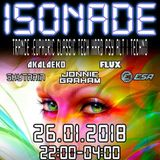 Jonnie Graham - Live from Isonade: Cirque de Trance, Plymouth (Fri Jan 26 2018)