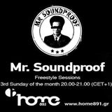 Home Radio 89,1 mixtape by Mr. Soundproof 22 -11-15