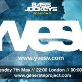 BassJockeys Sessions Show - 07.05.14 with guestmix by Yves V