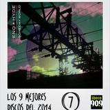 Top 9 Discos 2014: 7 - Eno & Hide - Someday World