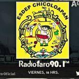 """Aguante entrevisto a La """"ESDEP Chicoloapan""""  programa transmitido el día 30 de Junio 2017 por Radio"""