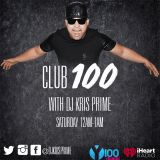 DJ Kris Prime - Y100 Miami Club 100 Vol.1
