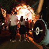 Playtime CDj in August (Untold festival)