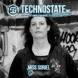 Technostate Inc. Radio Showcase DIESEL FM#111#Miss SoRiel
