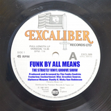 Funk by all means - The Strictly Vinyl Groove Show