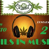 Pils In Music 2 ( Puntata 15 Agosto 2017 ) By Anto - FreeWeed Radio 4.20