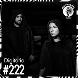 Get Physical Radio #222 mixed by Digitaria