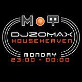 DJ ZOMAX - House Heaven episode 82 (www.radiomof.mk)