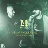 Melinki & Deefa LIVE sessions 02 recorded at Melinki & Mates 01_12_18