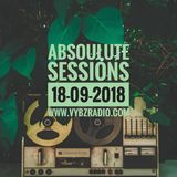 AbSoulute Sessions on VybzRadio - 18-09-2018