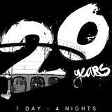 Pan-Pot @ Awakenings 20 Year Anniversary - Night 1 at Gashouder - 13 April 2017