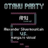 Otaku Party: Alexander Silvermountain vs manga.ro visuals  (Otaku Festival Brasov, 2015.03.14)