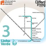 Lisboa Metro Part 3. Verde