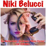 "NIKI BELUCCI DJ SET (12.11.2016) - ONE NATION UNDER THE GROOVE ""MUSIC STATION"""