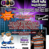 The Bomb Baby Experience - Special Guest: Markie 3    9-22-15