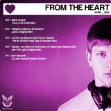 ALEX KAVE ♥ FRОM THE HEART (TOP5 OF АPRIL 2013)