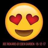 Joe Rickard @ Eden Garden, Koh Phangan - Dec 16  - 2017