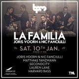 @HarvardBass Harvard Bass @ La Familia - BPM Festival 2015 10-01-15