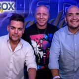 BLUE BOX - BÁRÁNY ATTILA, LAUER, DJ FREE