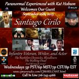 Paranormal Experienced with Guest Santiago Cirilo
