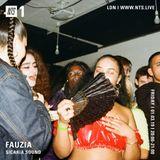 Fauzia w/ Sicaria Sound - 1st March 2019