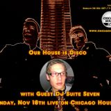 Our House Is Disco #53 from 2012-11-18