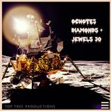 OCnotes Top Tree Diamonds & Jewels Mix #30