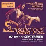 Kizombachata Party Festival Salsalicious 2nd Edition Timisoara, Romania 7 September 2018