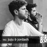 Soundwall Podcast #382: Juju & Jordash