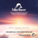 Mike Shiver  -  Captured Radio Episode 411 (Guests Super8 and Tab) on DI.FM  - 1-Apr-2015