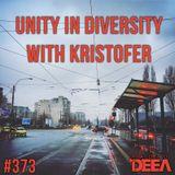 Kristofer - Unity in Diversity 373 @ Radio DEEA (05-03-2016)