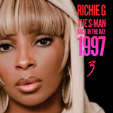 90's R&B & Hip Hop Richie G & The S-Man - Back In The Day Vol 3 1997