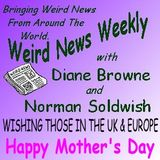 Weird News Weekly March 23 2017