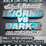 Dark-E vs Bjorno @ Back On The Floor 2004