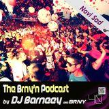 BRNY - The Brny'n Podcast 40 NOVI SAD /part 1 - live from TUSVANYOS 2013 - TBP#40