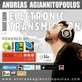 Andreas Agiannitopoulos (Electronic Transmission) Radio Show_134