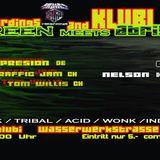 Nelson Katzer - Toxic Green meets Abriss Gewerbe 01.02.2014 @ Klubi (Zürich)