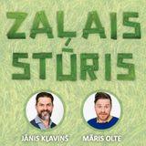 ZAĻAIS STŪRIS: Progresīvas sacensības un makšķerēšana