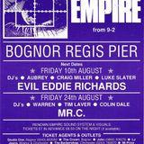 Mr C - Empire Bognor Pier 24.08.1990