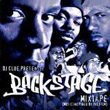 DJ Clue Presents - (2000) Backstage Mixtape