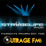 StrobeLife Radio Show - 012 - Holiday Edition - DJ - Ron Allen