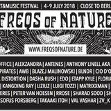 ZV_K LIVE @ Kreuz&Quer stage Freqs Of Nature Festival 2018