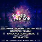 Ragga Voltron Supreme Live @ Elevate Year One (2 of 2)