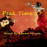 Peak Time Club Mix_27 Mixed By Kwame Mensah