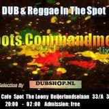Chris Dubshop vinylselect at Reggae & Dub In The Spot, Rotterdam 25 mar 2017