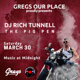 Dj Rich Tunnell - Live @ Greg's: Indiana Leather Pride- The Pig Pen 3-30-2019