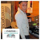 Emergence FM Radio - Fuki Flex Live Set (December 2012)